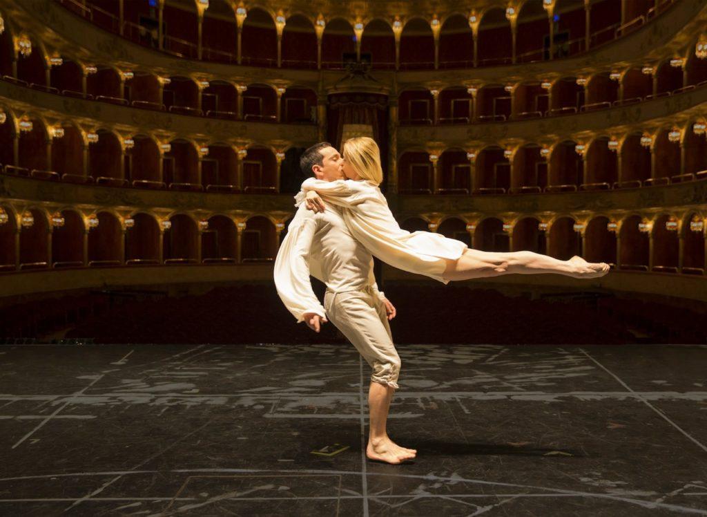 Gala Angelin Preljocaj Roland Petit Teatro Dell Opera